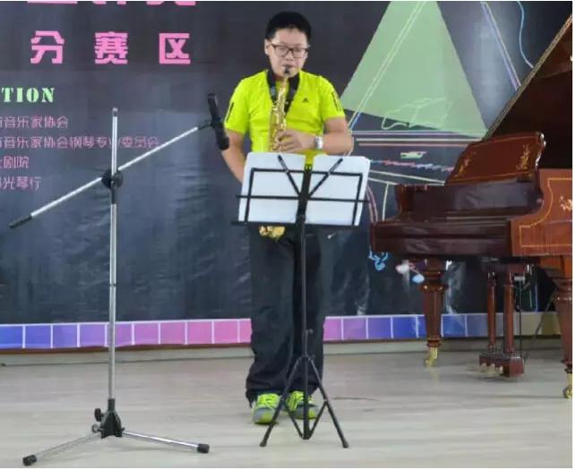 长笛独奏,萨克斯独奏,单簧管独奏,钢琴独奏.